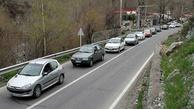 اجرای محدودیت های ترافیکی در محورهای مواصلاتی البرز