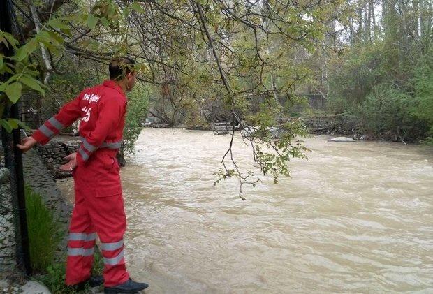 رودخانه کرج در بیرحمترین حالت ممکن قرار دارد