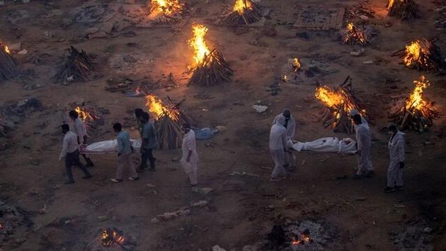 شعله ور شدن همه گیری کرونا در هند