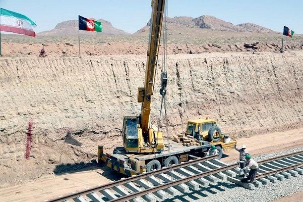 افتتاح راه آهن خواف - هرات تا ساعاتی دیگر