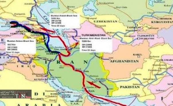 مسیر ترانزیتی اروپایی - آسیایی ایران فرصت طلایی ارمنستان اعلام شد
