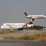 افزایش مسافر جابجاشده شرکت هواپیمایی کیش در مرداد ماه سال 96 نسبت به مرداد ماه سال 95
