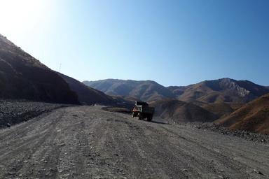 گردشگری کردستان در گرو تکمیل جاده بانه-مریوان