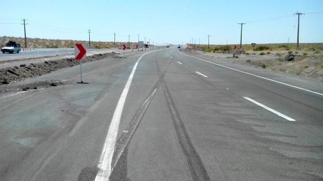 انجام عملیات امحا سه کیلومتر از خطوط قدیمی در محور تایباد-تربتجام