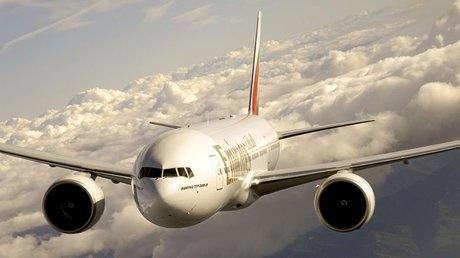 جریمه ۴۰۰ هزار دلاری امارات بابت پرواز در بخشی از آسمان ایران