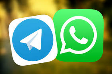 واتساپ و تلگرام محبوبترین پیامرسانهای ایرانیان