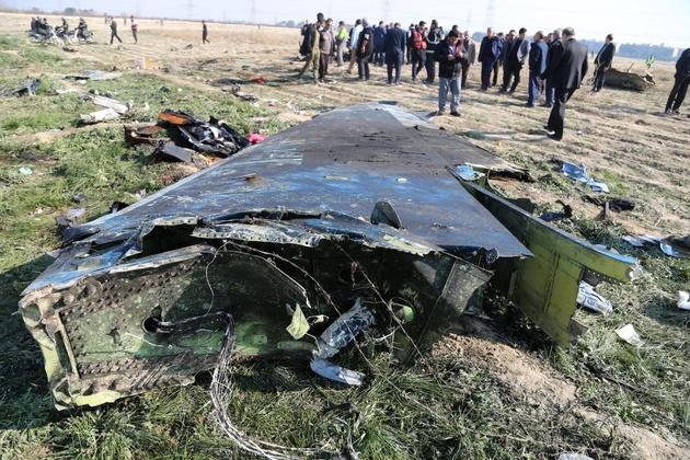 صدور کیفرخواست برای ۱۰ نفر در پرونده هواپیمای اوکراینی
