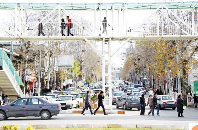 خیابانهای خرمآباد بدون پلعابر