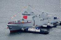 China's new destroyers: 'Power, prestige and majesty'