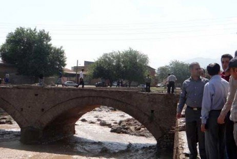 مناقصه ترمیم و بهسازی پل فاضل آباد