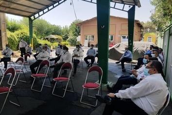 گزارش تصویری| کلاس های آموزشی ویژه کارکنان سازمان بهشت زهرا(س) با همکاری واحد اورژانس شرکت شهرسالم