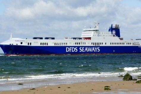 DFDS Ferry to be lengthened by ۳۰ metres