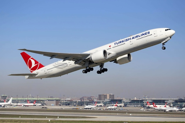Turkish Airlines will start to fly to Xi'an, China