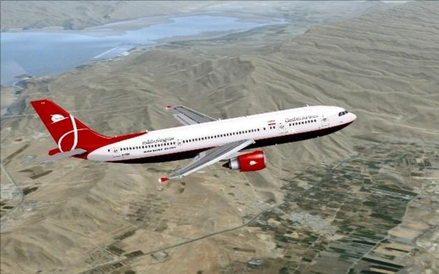 مسافران پرواز قشمایر، درخواست خسارت نقدی کردند