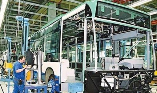 ضعف تولید خودروهای عمومی در کشور