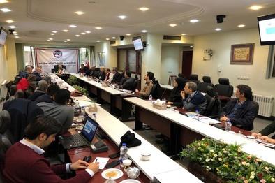 برگزاری نشست کمیته فرابخشی مرکز پژوهشها با حضور  نمایندگان شرکتهای ریلی