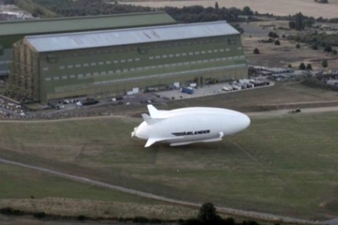 Airlander ۱۰ expected to fly again later this year