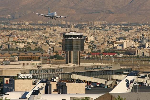 کارنامه فرودگاههای ایران در سال 96/ مهرآباد پرترددترین فرودگاه شد