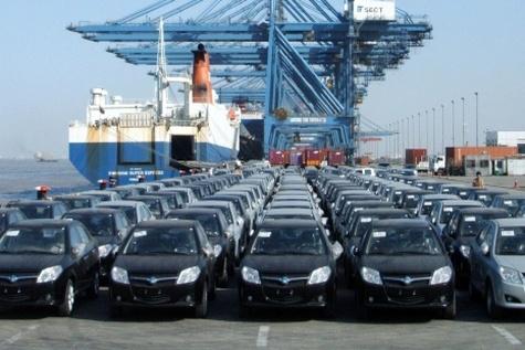 رشد ۵۶ درصدی واردات خودرو