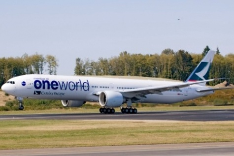 Cathay Pacific to increase Toronto service to double daily