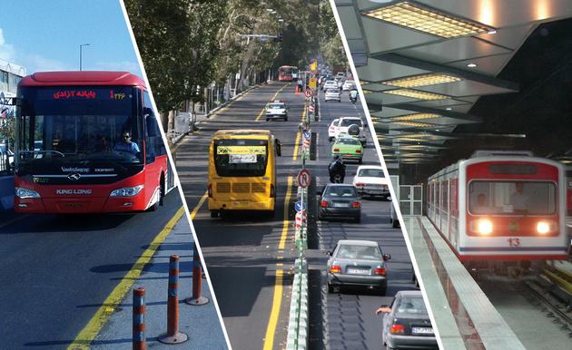 حمل و نقل عمومی رایگان اولویت اول ایران نیست