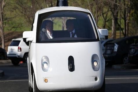 Google experiments with horn system for autonomous car