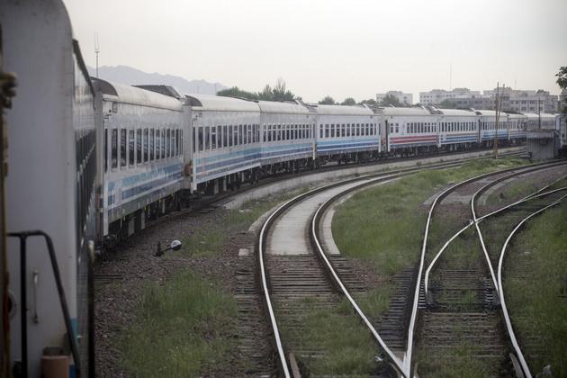 قطار بندر-تهران به مسیر خود ادامه میدهد