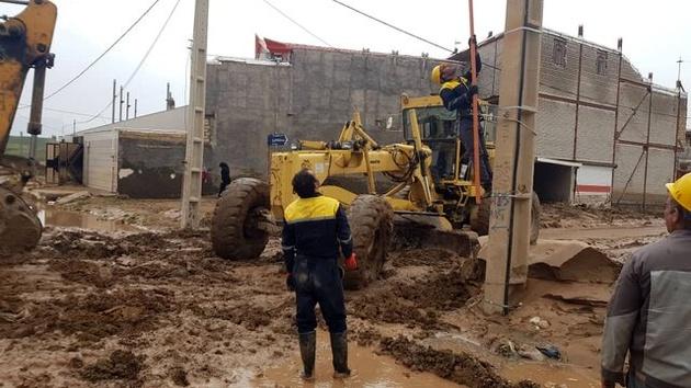 ماموریت شهرداری تهران برای پاکسازی 600 خانه سیلزده پلدختر