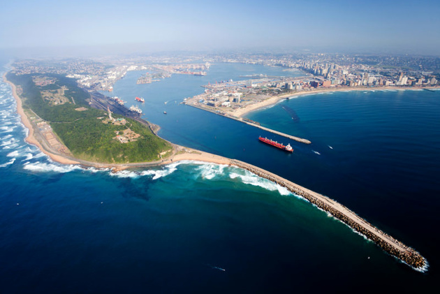 South Africa's Transnet to Deepen Durban Port to Accommodate Larger Ships