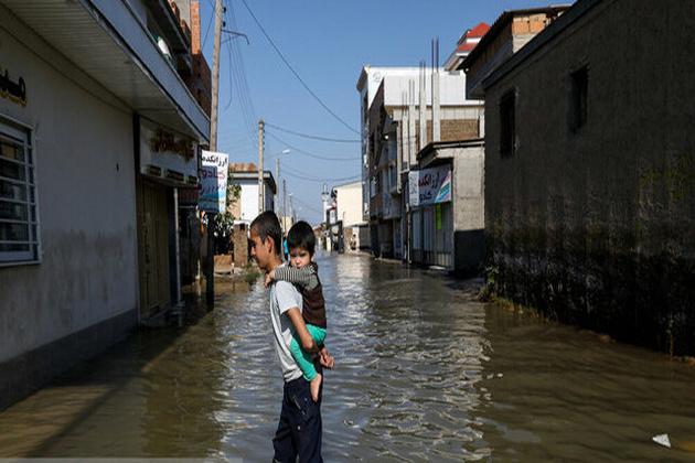 اخطاریه سازمان هواشناسی درباره احتمال وقوع سیل در دو استان شمالی
