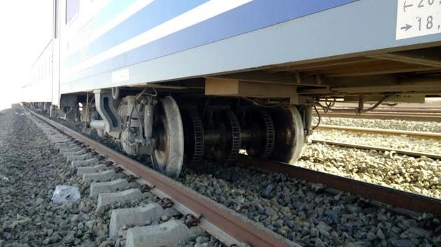 سیر دگرگونی بوژی در قطارهای باری و مسافری