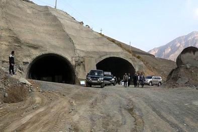 فاز یک آزادراه تهران-شمال نیمهاول سال آینده افتتاح می شود