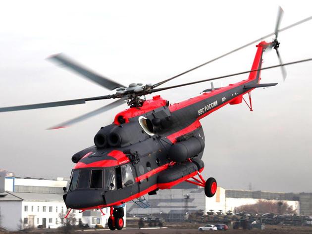 همکاری ایدرو و روسها در ساخت هلیکوپتر