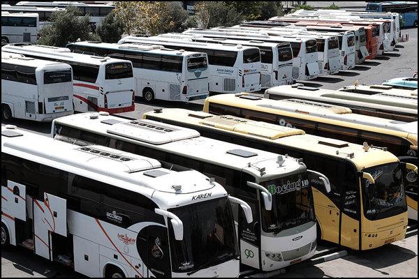 کاهش محسوس سفرها از طریق پایانههای مسافربری مشهد