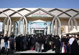 افزایش تردد زائران از پایانه مرزی مهران