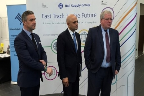 Rail Supply Group outlines UK industrial strategy