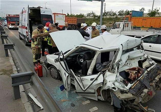 عاملی که بیشترین قربانی را در تصادفات جادهای گرفته است