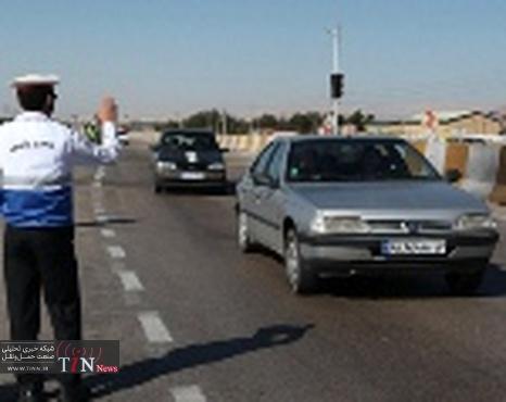 یک شایعه: کسر خلافی خودروها به مناسبت عید فطر