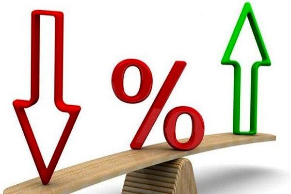 تورم نقطه به نقطه نزولی شد و به ۴۴.۸ درصد رسید