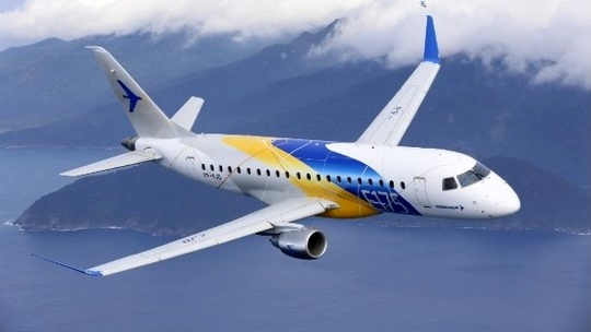 Embraer and SkyWest, Inc. Sign Contract for Nine E175 Jets