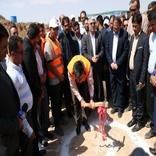 آغاز عملیات اجرایی بهسازی باند برگشت محور دشت ارژن - شیراز
