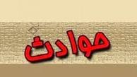 فوت سرنشین پراید در اتوبان زنجان-قزوین