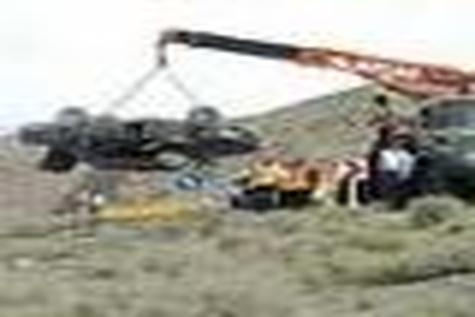 چهار نفر در تصادف جاده تالش به آستارا کشته شدند