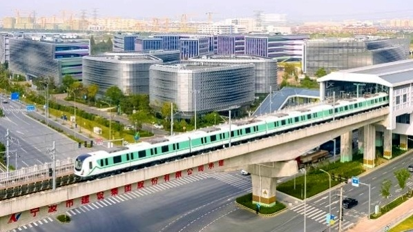 China opens three urban rail lines