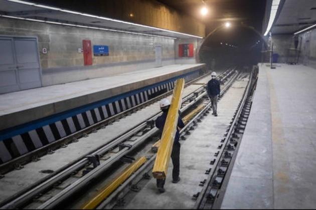 مصائب طولانیترین متروی خاورمیانه/ خط 6 مترو رکورد میزند؟