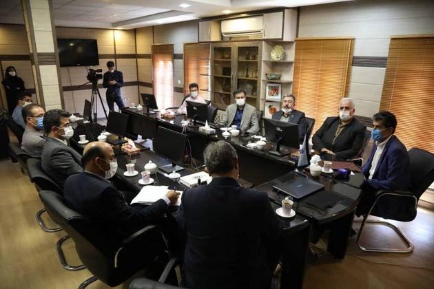 انعقادتفاهم نامه همکاری های مشترک اتاق بازرگانی قزوین واداره کل فنی وحرفه ای استان