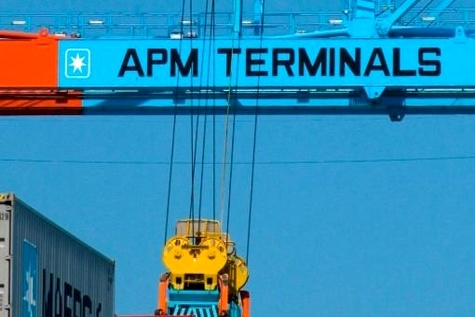 APM Terminals Pipavav expands capacity to ۱.۳۵ mn units