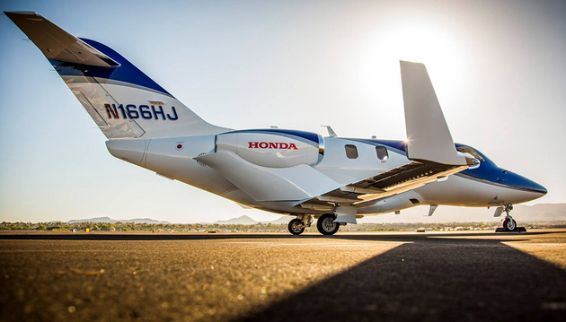 New Performance Package for the HondaJet