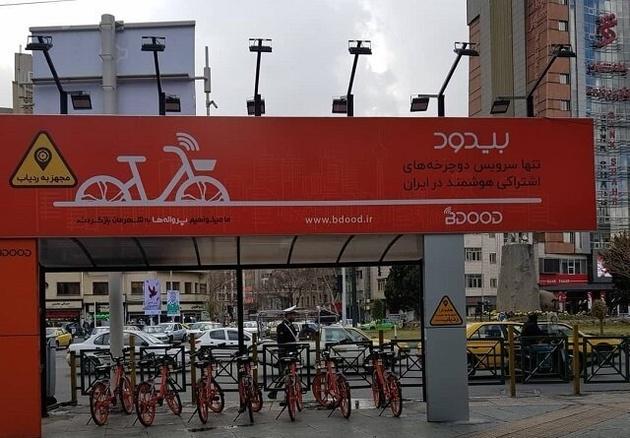 ایستگاه های مترو «صنعت» و «شادمهر» به پارکینگ دوچرخه مجهز شد