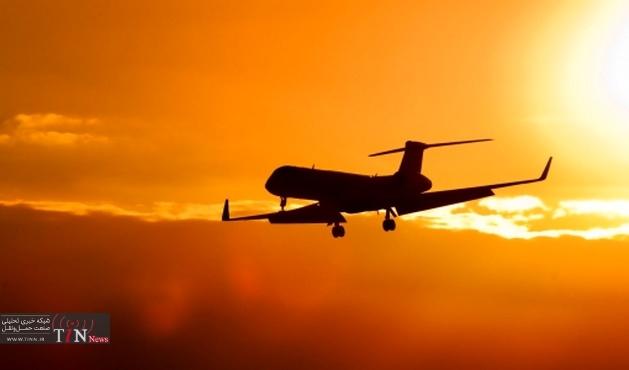 افزایش پرواز شرکت هواپیمایی آسمان در مسیر شیراز –آبادان – شیراز